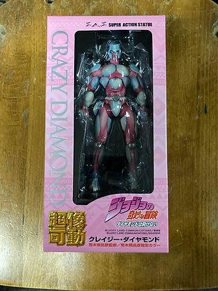 "Super Action Statue ""JoJo's Bizarre Adventure -Part IV-"" Crazy Diamond  by Medic"