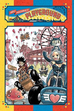 HIRO MASHIMAS PLAYGROUND GN (C: 1-1-0) KODANSHA COMICS (W/A/CA) Hiro Mashima A n