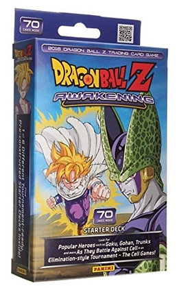 Dragon Ball Z Awakening Starter Deck