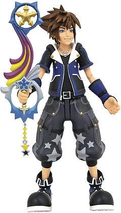 DIAMOND SELECT TOYS Kingdom Hearts 3 Wisdom Form Toy Story SORA Figure