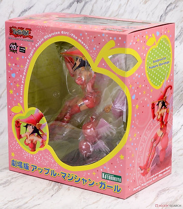"""Yu-Gi-Oh! The Movie The Dark Side of Dimensions"" Apple Magician Girl Figure"