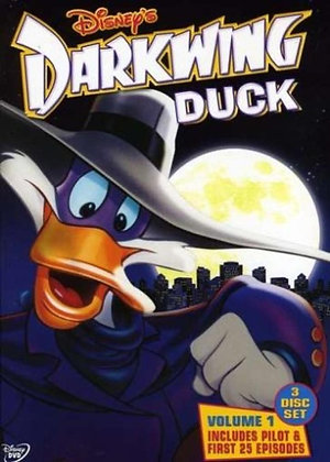 Darkwing Duck Vol.1 Episodes 1-27