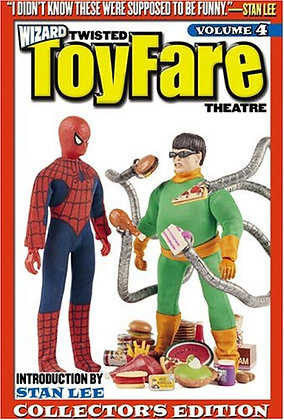 Twisted ToyFare Theatre, Volume 4 Paperback – July 1, 2004 by Pat McCallum (Auth