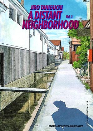A Distant Neighborhood, Vol. 1Paperback – September 15, 2009  byJiro Taniguchi
