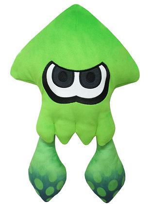 """""""Splatoon 2"""" ALLSTAR COLLECTION Plush SP21 Big Squid Neon Green"""