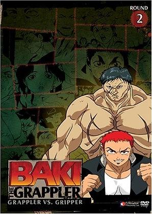 Baki the Grappler, Vol. 2: Grappler vs Grippler, Round 2 (USED)