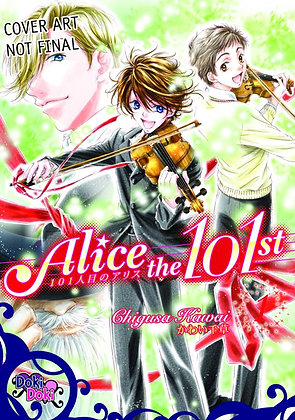 ALICE THE 101ST GN VOL 01 (Manga) DIGITAL MANGA DISTRIBUTION