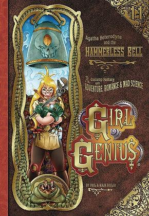 GIRL GENIUS TP VOL 11 HAMMERLESS BELL NEW PTG AIRSHIP ENTERTAINMENT