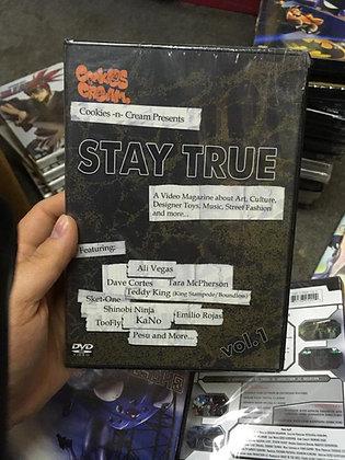 Cookies -n- Cream Presents: Stay True vol.1