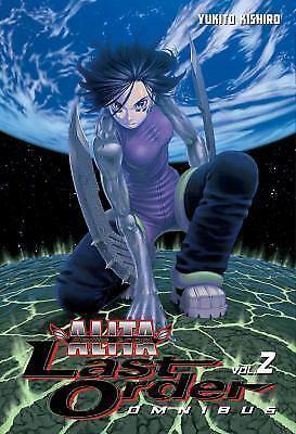 Battle Angel Alita: Last Order Omnibus 2 by Yukito Kishiro (English Manga)