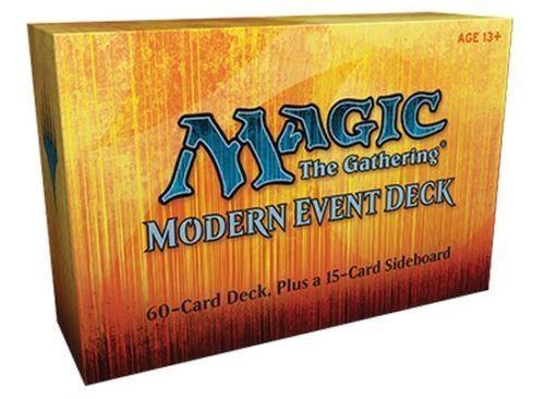 MAGIC THE GATHERING MTG MAGIC MODERN EVENT DECK