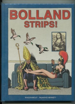 Bolland Strips! Hardcover – May 1, 2005 by Brian Bolland (Author)
