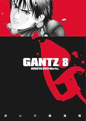 Gantz Volume 8, 34 DARK HORSE COMICS (W/A/CA) Hiroya Oku