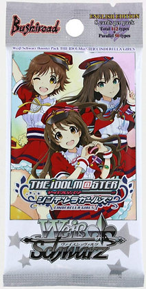 Idolm@ster Cinderalla Girls - Booster Pack