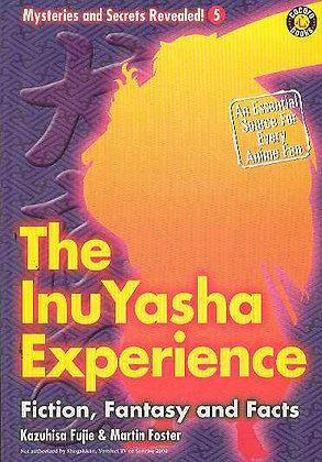 INU YASHA FICTION FANTASY AND FACTS TP ( DH PUBLISHING