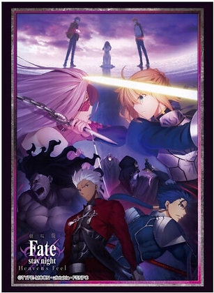 "Bushiroad Sleeve Collection High-grade Vol. 1807 ""Fate/stay night -Heaven's Feel"