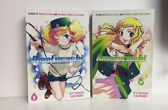 Amefurashi Vol. 1,2: The Rain Goddess MangaPaperback – November 24, 2009