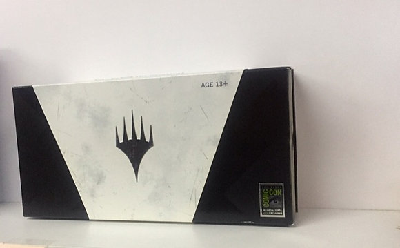 SDCC 2014: Magic the Gathering San Diego Comic-Con MTG Planeswalkers 6-Card Set
