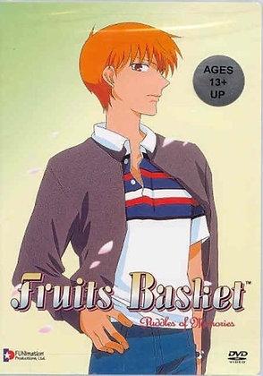 Fruits Basket - Vol. 3-4