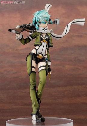 Sword Art Online Sinon Aquamarine Ver. (PVC Figure) 4562369650266