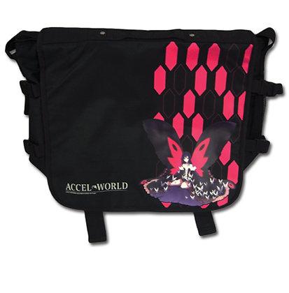 ACCEL WORLD - KUROYUKIHIME MESSENGER BAG
