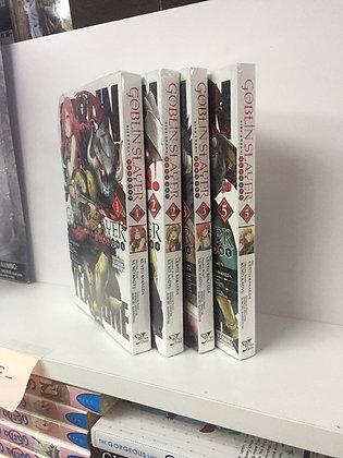 Goblin Slayer Side Story Year One Vol. 1,2,3,5 (Manga) (4 Books)  YEN PRESS (W)