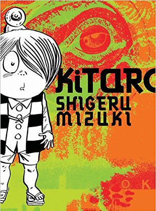 Kitaro Paperback – August 6, 2013 by Shigeru Mizuki