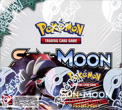 Pokemon TCG: Sun & Moon Guardians Rising Booster Box (36)