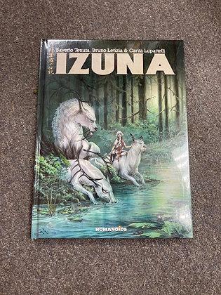 Izuna: Oversized Deluxe Edition Hardcover – December 9, 2015 by Saverio Tenuta (