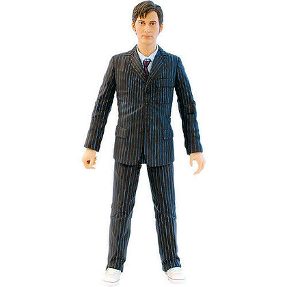 Doctor Who Tenth Doctor with Sonic Screwdriver Action Figure