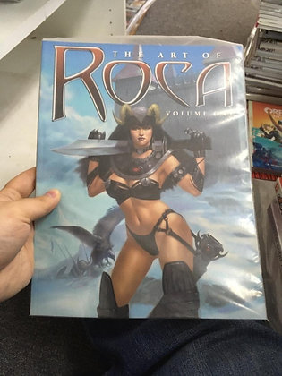 Art Of Roca Volume 1 Paperback – March 1, 2003 by Various (Author)