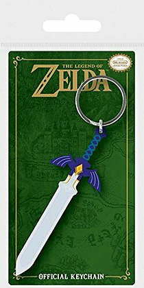 The Legend of Zelda Keychain Keyring - Master Sword