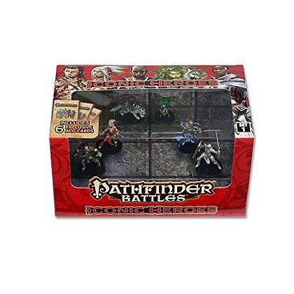 WizKids Pathfinder Battles: Iconic Heroes Box Set 1