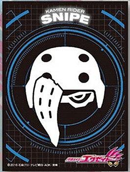 "Character Sleeve ""Kamen Rider EX-AID"" Kamen Rider Snipe Emblem"
