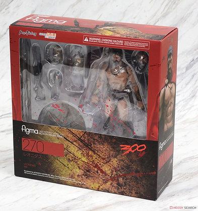 300 - Leonidas Figma Action Figure No. 270 (Max Factory)