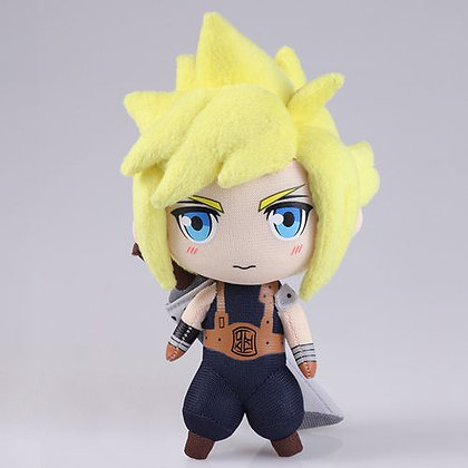 "Final Fantasy Mini Plush ""Final Fantasy VII"" CLOUD by Square Enix"