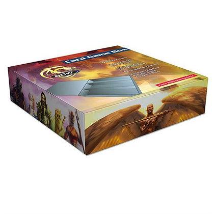 BCW 3-ROW GAME BOX - GOOD VS. EVIL CARD