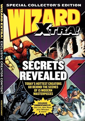 Wizard Xtra Paperback – March 21, 2007 by Mike Searle (Author), Brian Cunningham