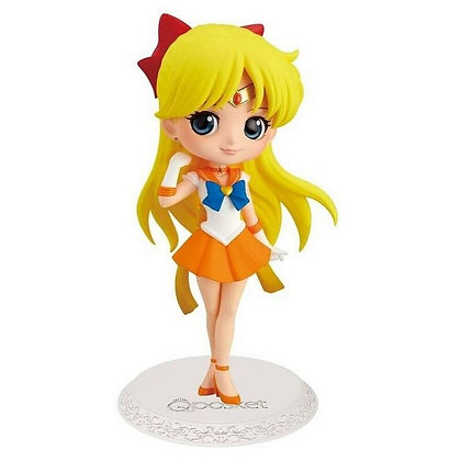 BANPRESTO The Movie Sailor Moon Eternal Super Sailor Venus VER. A 14CM