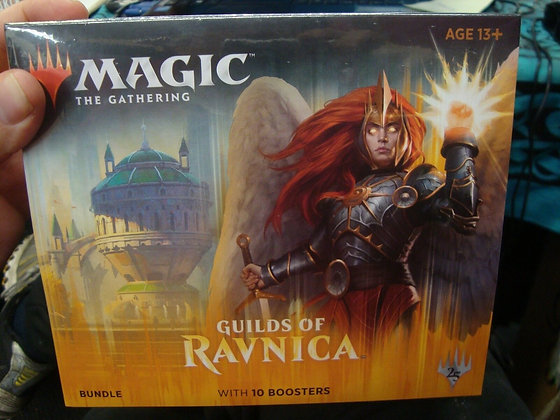 Magic the Gathering Guilds of Ravnica Bundle / Fat Pack