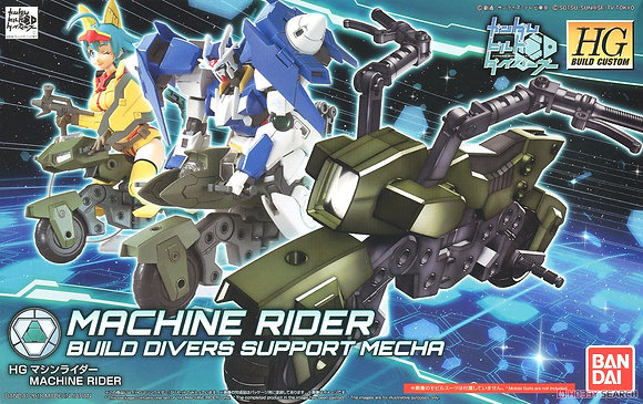 Machine Rider (HGBC) (Gundam Model Kits)