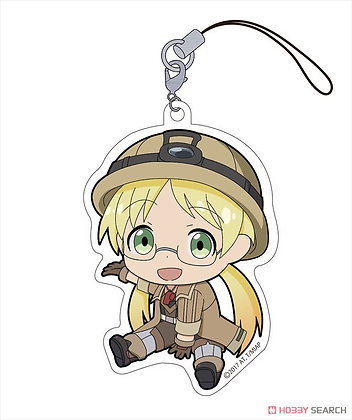 Made in Abyss Petanko Acrylic Strap Riko (Anime Toy)