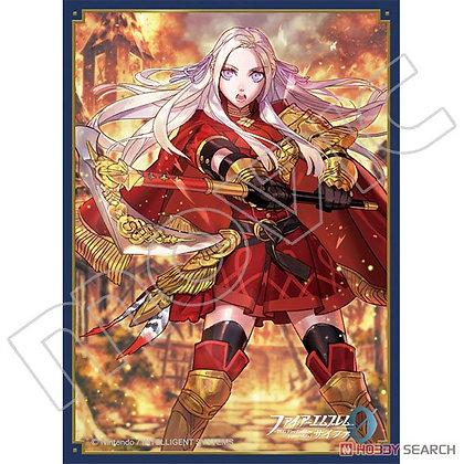 Fire Emblem 0 (Cipher) Mat Card Sleeve [Edelgard] (No.FE88) (Card Sleeve)