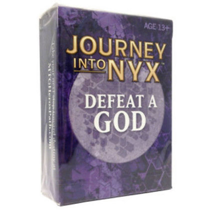 Magic the Gathering MtG Challenge Deck - Journey into Nyx, Defeat a God