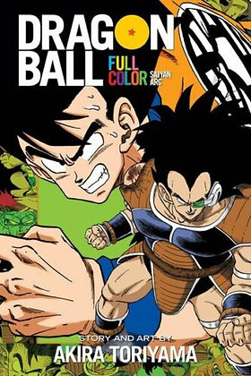Dragon Ball Full Color Vol. 1,2,3 (Manga) (Books)