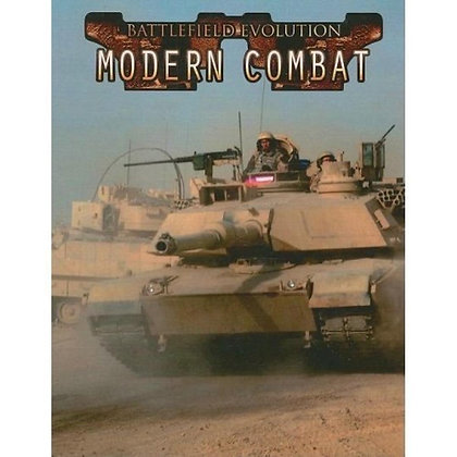 BATTLEFIELD EVOLUTION MODERN COMBAT SC   MONGOOSE PUBLISHING  (W) Matthew Sprang