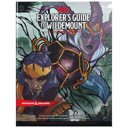 Explorer's Guide to Wildemount (D&D Campaign Setting and Adventure Book)