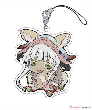 Made in Abyss Petanko Acrylic Strap Nanachi (Anime Toy)
