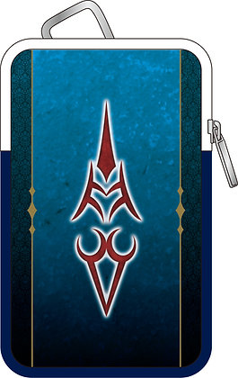 """Broccoli """"Fate/stay night UBW"""" Mobile Pouch Saber Team"""