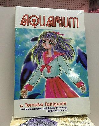 Aquarium VOL 1 Manga Paperback – April 1, 2008  CPM MANGA  by Tomoko TaniguchiNa